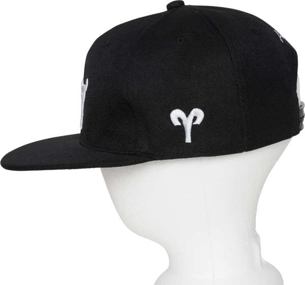 Aries Zodiac Animal Hat - Side