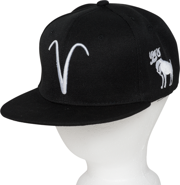 Aries Zodiac Sign Hat - Front Side