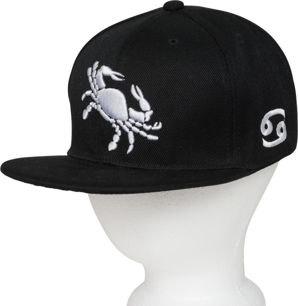 Cancer Zodiac Animal Hat - Front Side