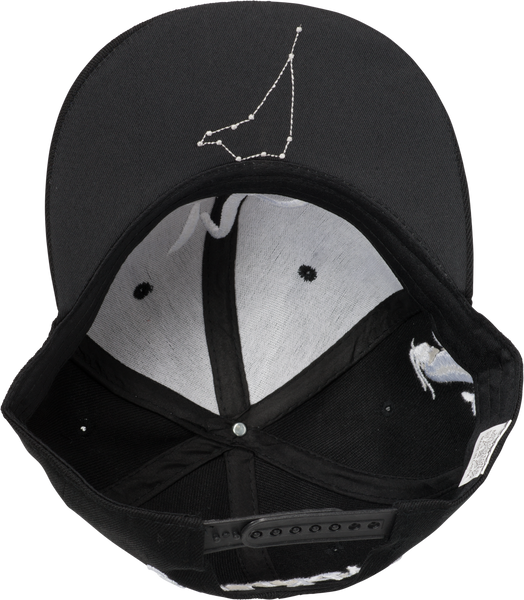 Capricorn Zodiac Sign Hat - Bottom