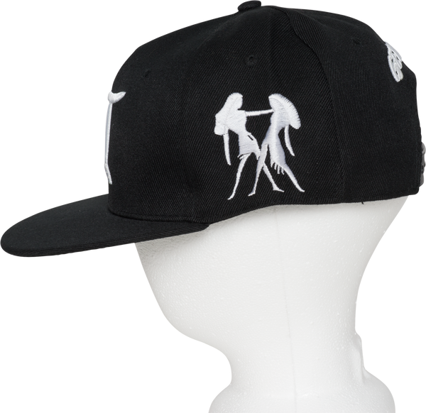 Gemini Zodiac Sign Hat - Side