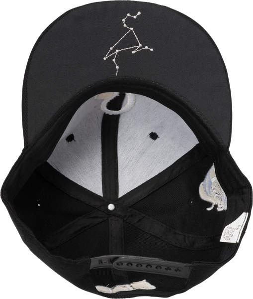 Leo Zodiac Sign Hat - Bottom