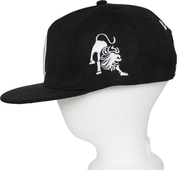 Leo Zodiac Sign Hat - Side