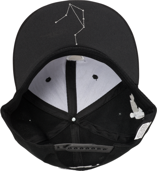 Libra Zodiac Sign Hat - Bottom