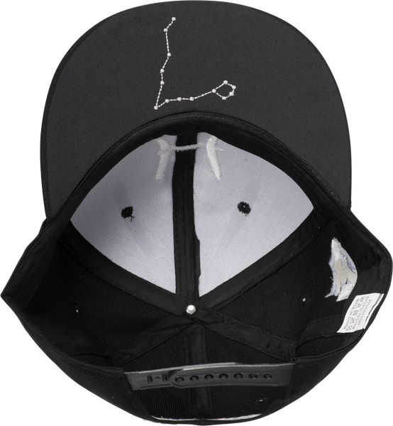Pisces Zodiac Sign Hat - Bottom