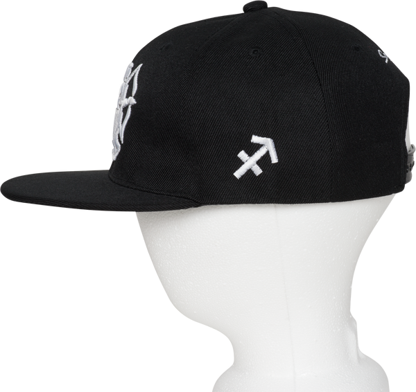 Sagittarius Zodiac Animal Hat - Side