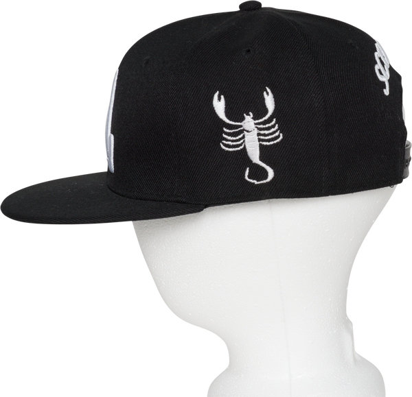 Scorpio Zodiac Sign Hat - Side
