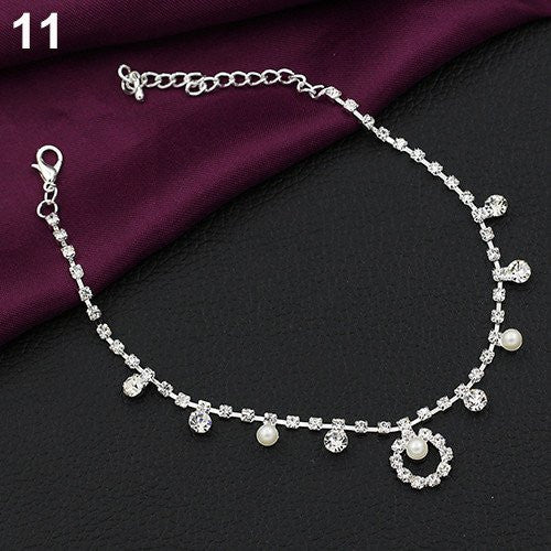 Style 11 Various Trendy Anklets