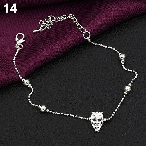 Style 14 Various Trendy Anklets
