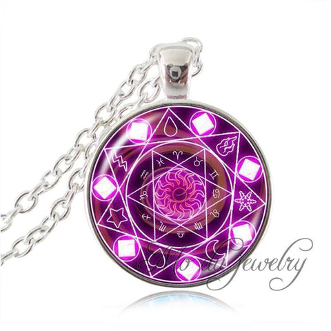 Style 1 Various Design Astrology Pendants