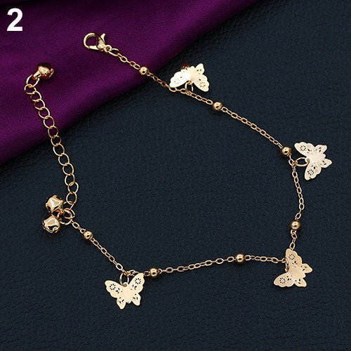 Style 2 Various Trendy Anklets