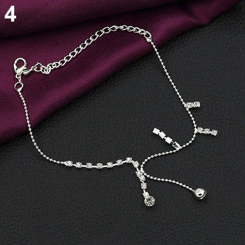 Style 4 Various Trendy Anklets