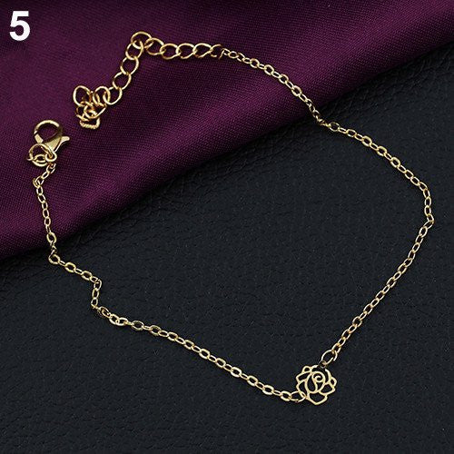 Style 5 Various Trendy Anklets