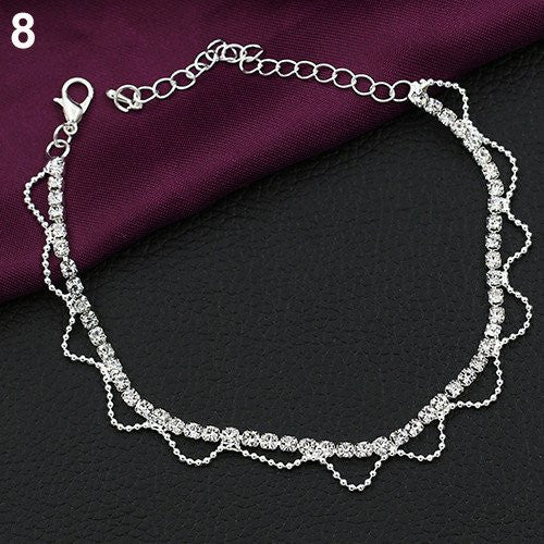 Style 8 Various Trendy Anklets