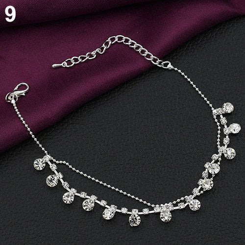 Style 9 Various Trendy Anklets