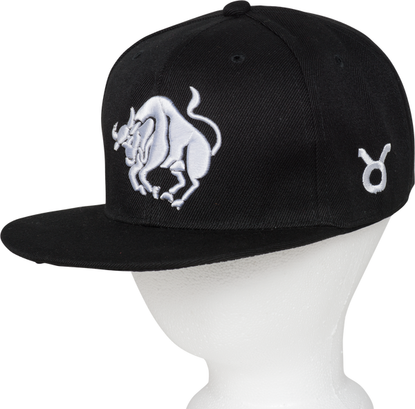Taurus Zodiac Animal Hat - Front Side