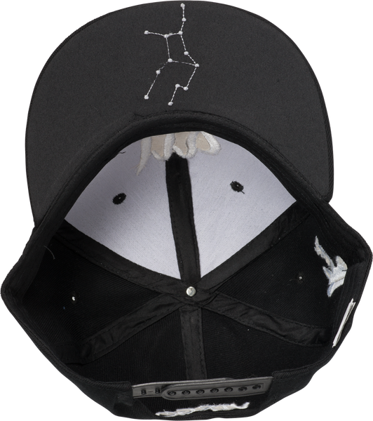 Virgo Zodiac Sign Hat - Bottom