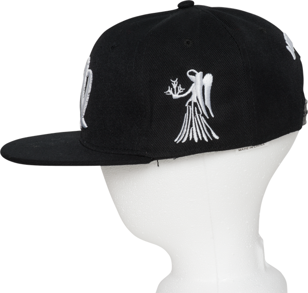 Virgo Zodiac Sign Hat - Side