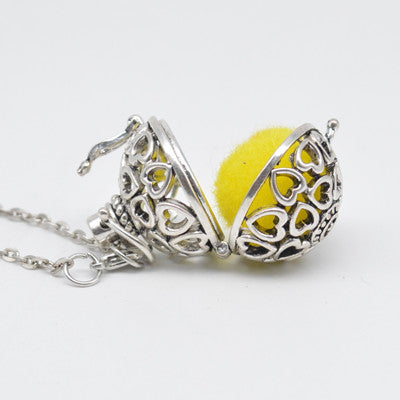 Essential Oil Diffuser Locket Sphere