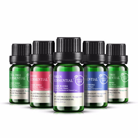 10ml Essential Oil bottles