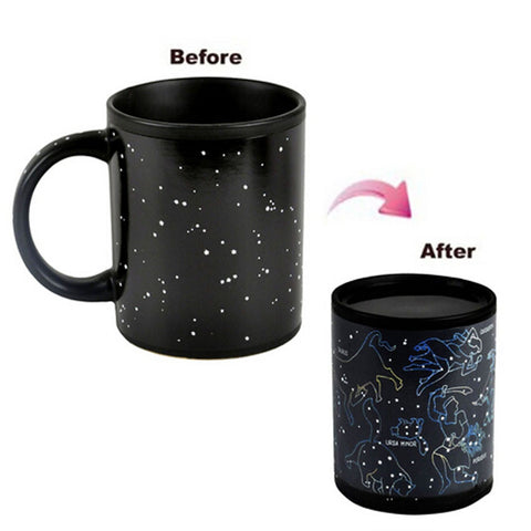 heat changing astrology mug