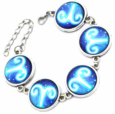 Astrology Jewelry Zodiac Constellation Bracelets