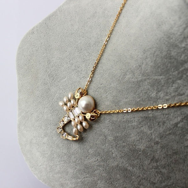 Gold Plated Necklace Pendant