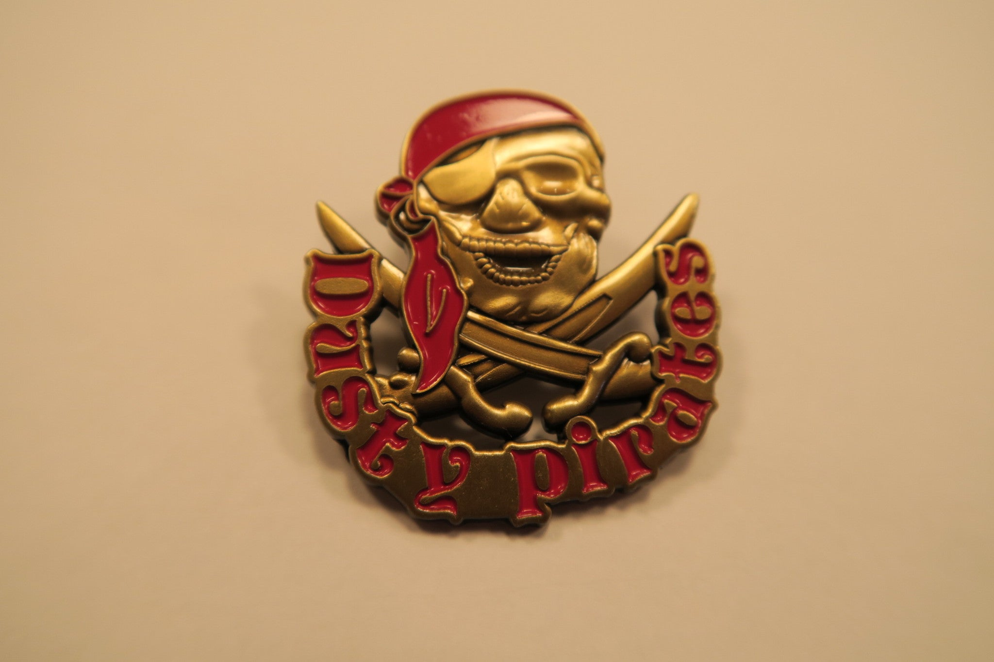 Clothing pins - Dusty Pirates