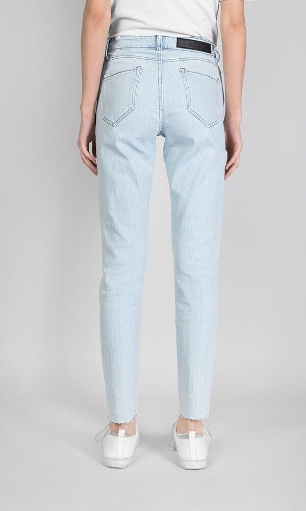 ACAPELLA Denim High Rise Straight Jean