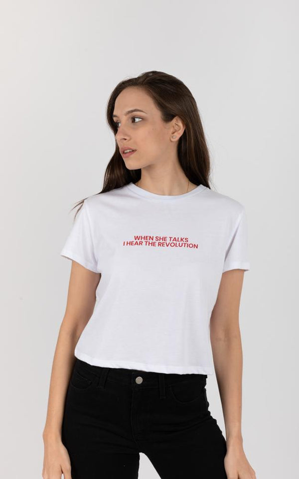 Acapella Ropa Women Graphics Revolution