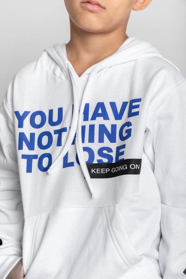 Acapella Ropa Youth Hoodie Nothing To Lose Pullover Youth