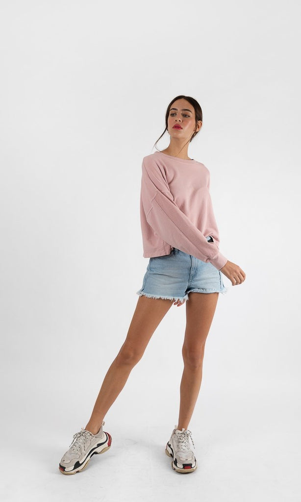 ACAPELLA Lightweight Melanie Cropped Sweater