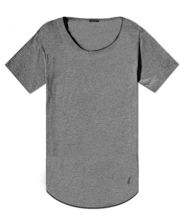 Not specified Basics Wide Neck T Oxford