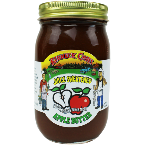 Redneck Chefs Apple Butter