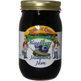 Redneck Chefs Blueberry Jalapeno Jam Nutrition Facts