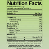 Redneck Chefs Cajun Candy Nutrition Facts