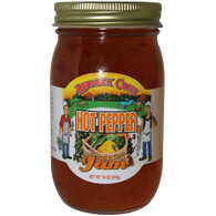 Redneck Chefs Hot Pepper Jam