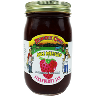 Redneck Chefs Strawberry Jam