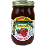 Redneck Chefs Strawberry Rhubarb Jam