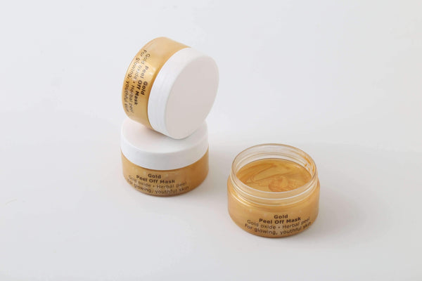 24K Gold Peel Off Face Mask