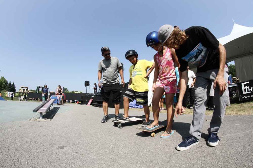 Cours Skateboard Montreal Sk8 Lessons