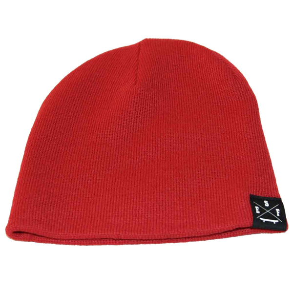 Beanie Sk8 Ethernal ESF Red
