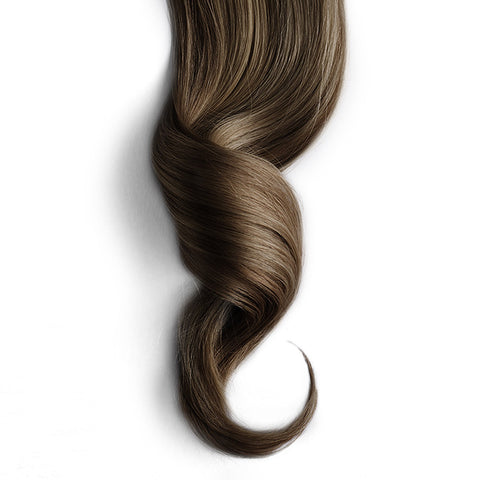 100% Remy Colour 03 - Darkest Brown