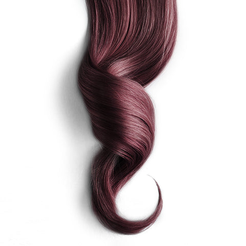 100% Remy Colour 144 - Violet Red