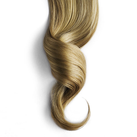 100% Remy Colour 24 - Light Blonde