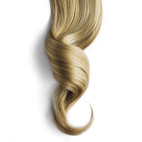 100% Remy Colour 25 - Cool Light Blonde