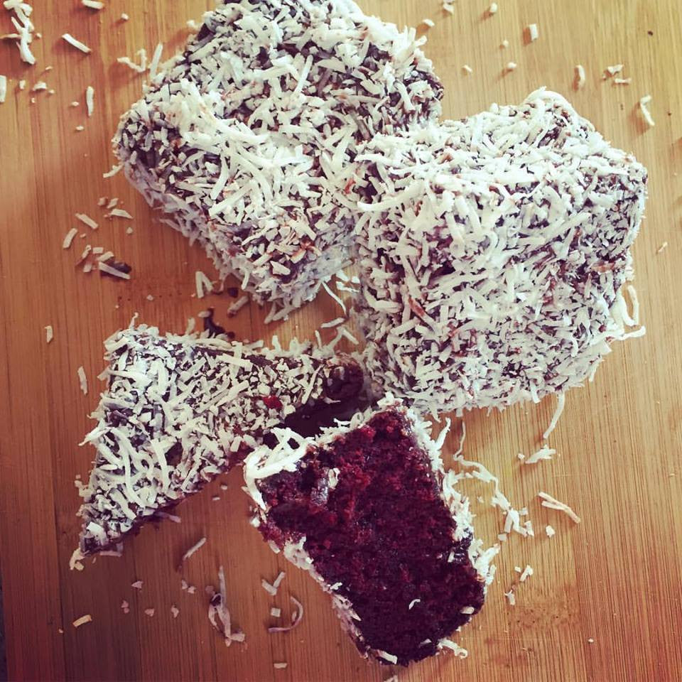 Nothing says Australia Day like Lamingtons!