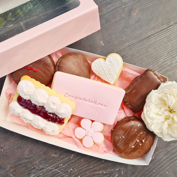 Congratulations Dessert Box