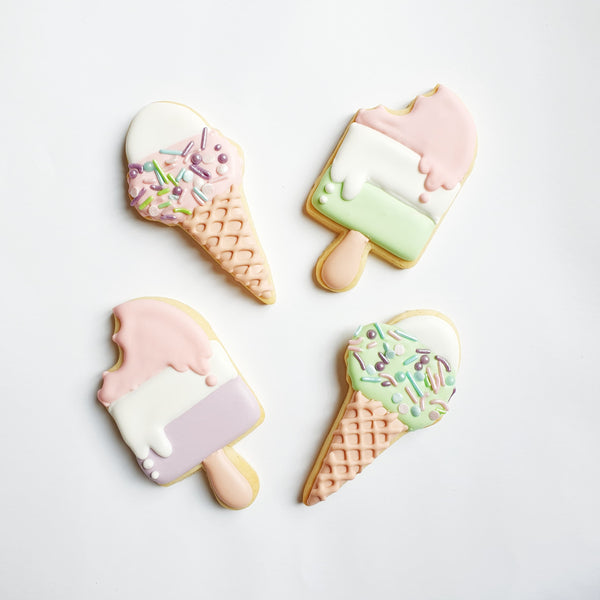 Icecream Cookie Set