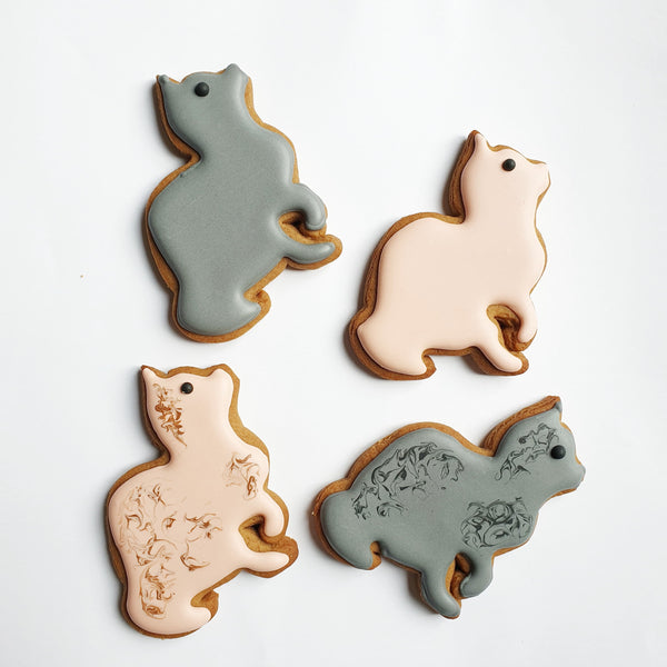 Cat Cookie Set